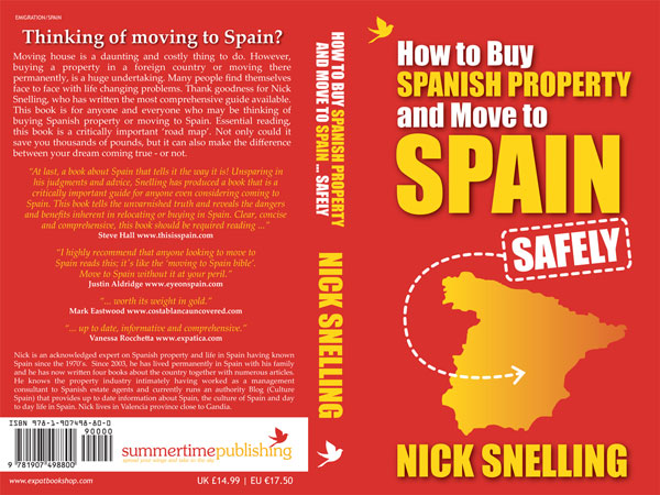 HOW TO BUY SPANISH PROPERTY AND MOVE TO SPAIN - SAFELY!