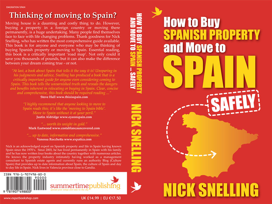 HOW TO BUY A SPANISH PROPERTY AND MOVE TO SPAIN SAFELY
